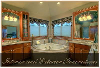 Interior and Exterior Renovations